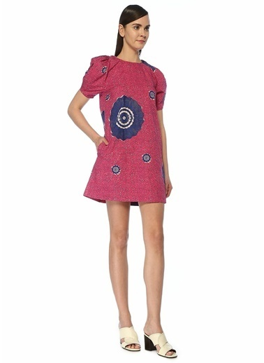 Beymen&Designer Elbise Fuşya